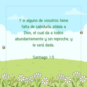 Dios es quien da la sabiduria