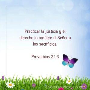Postal – Dios prefiere justicia y no sacrificios
