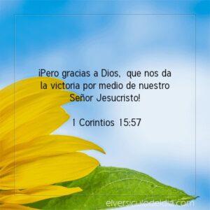 Postal – Dios nos da la victoria